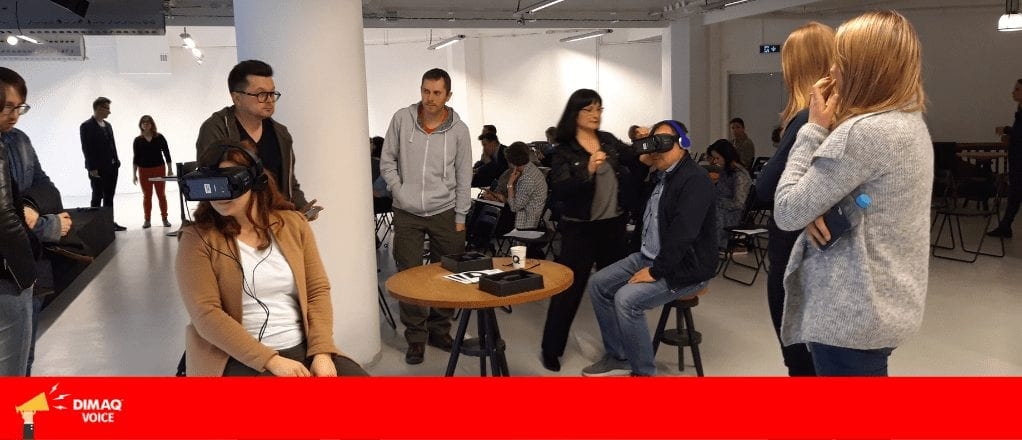 O technologii VR w kampaniach – echa DIMAQ VOICE #6
