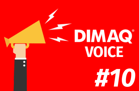 Przed nami #10 Dimaq Voice!