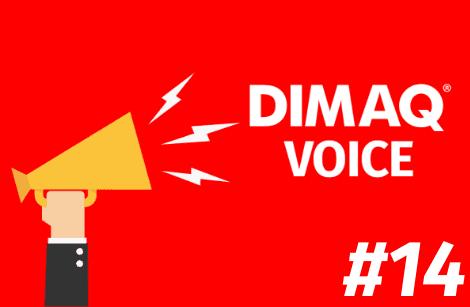 Przed nami DIMAQ Voice #14! Zobacz agendę!