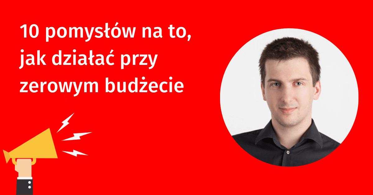 Krzysztof Marzec z DevaGroup odpowiada na pytania uczestników DIMAQ Voice Online