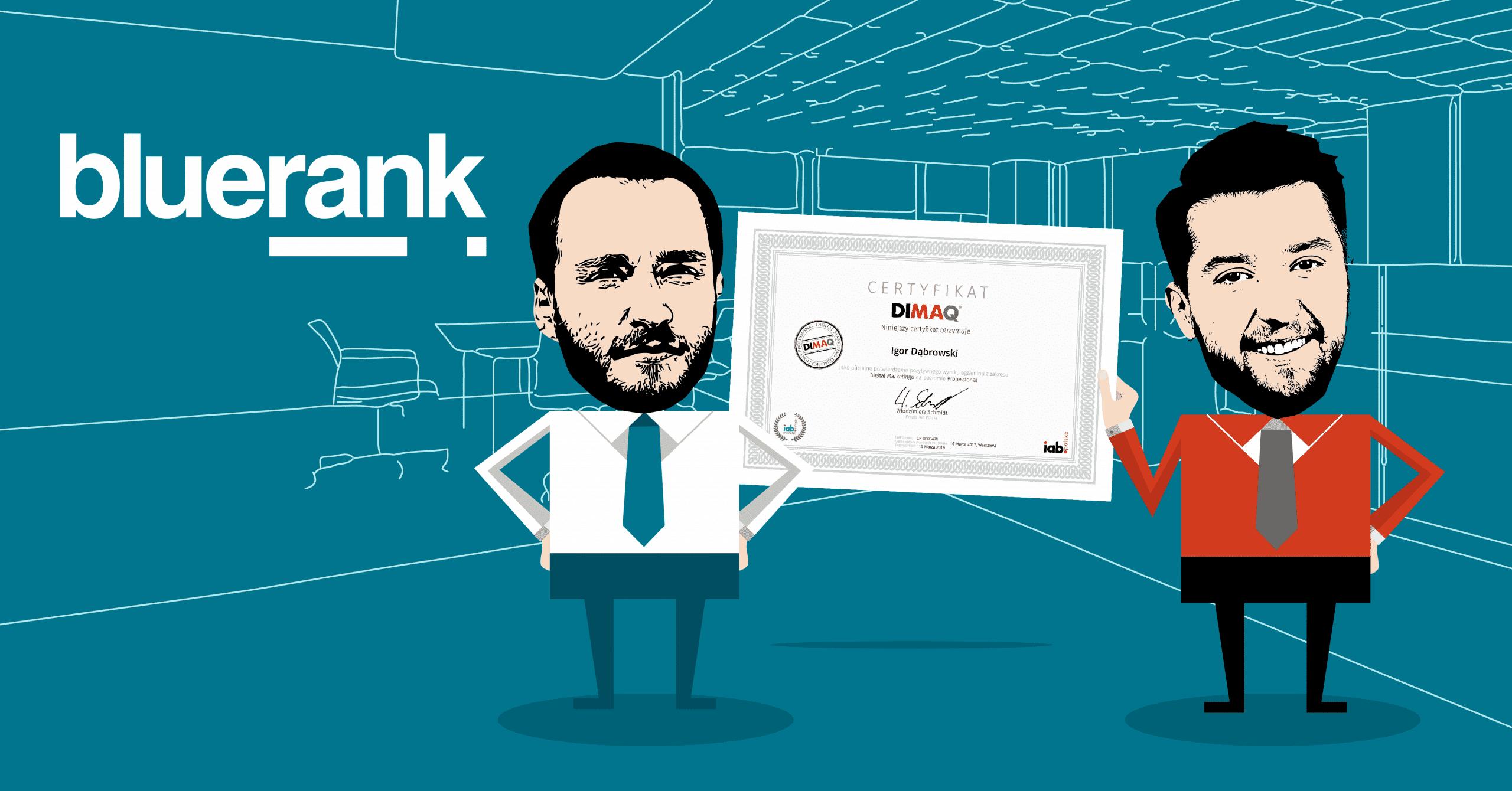 Jak rekrutuje się w branży digital? Case study Bluerank i Igora