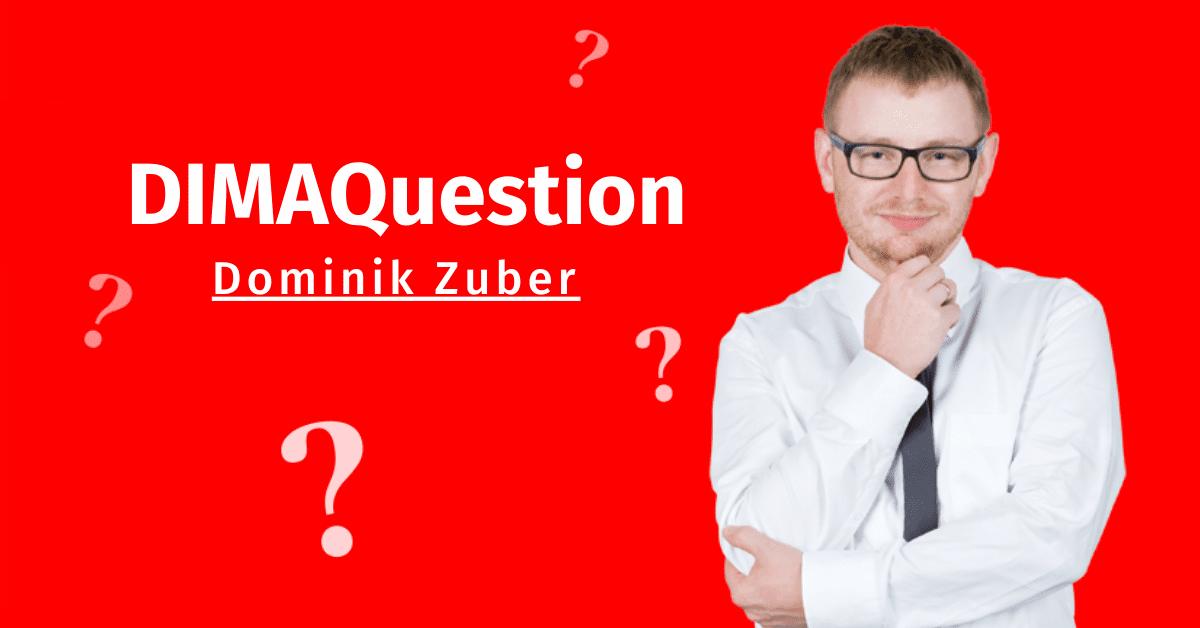 Czy menedżer w agencji potrzebuje certyfikatu potwierdzającego kwalifikacje e-marketingowe? Dominik Zuber odpowiada na DIMAQuestion.